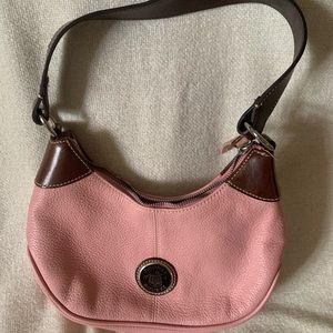 Dooney & Bourke Small Leather Hobo Bag